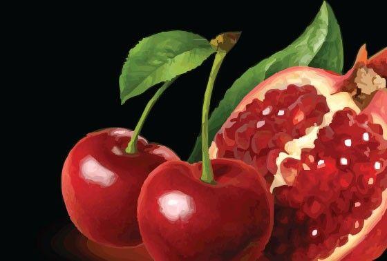 Mad Vapor, Cherry-Pomegranate
