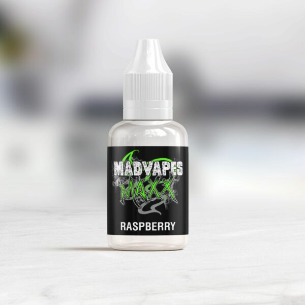 Madvapes Maxx, Raspberry