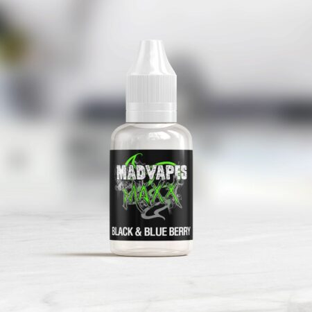 Madvapes Maxx, Black and Blue Berry