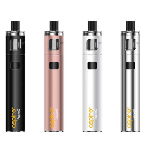 Aspire AIO Pockex Kit