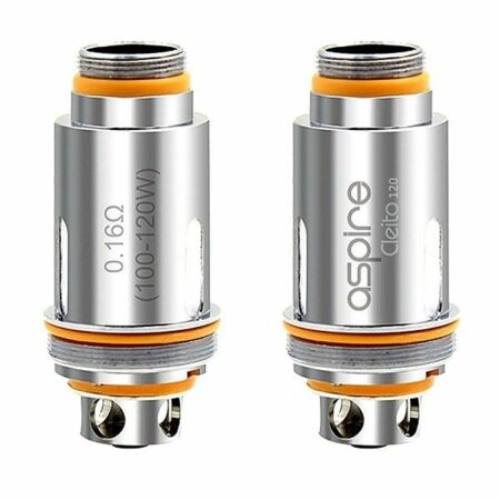 Aspire Cleito 120 Replacement Coil, 5 Pack