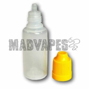 Empty Soft 15mL Bottle with Childproof Cap