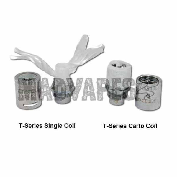 T-Series Coils, Single Coil