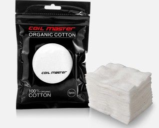 Coil Master Organic Cotton