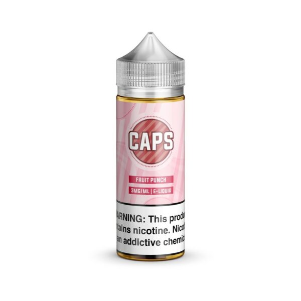 Candy Caps, Fruit Punch