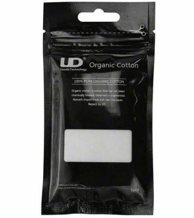 UD Japanese Organic Cotton, 5 Pack