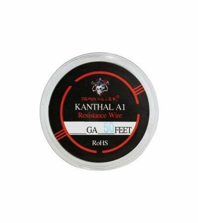 Demon Killer Kanthal A1 Wire, 50ft