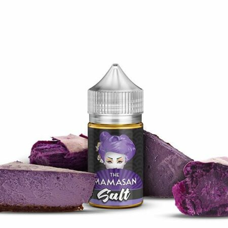Mamasan Salt, Purple Cheesecake
