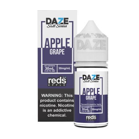 Reds Apple Juice Synthetic Salts, Grape