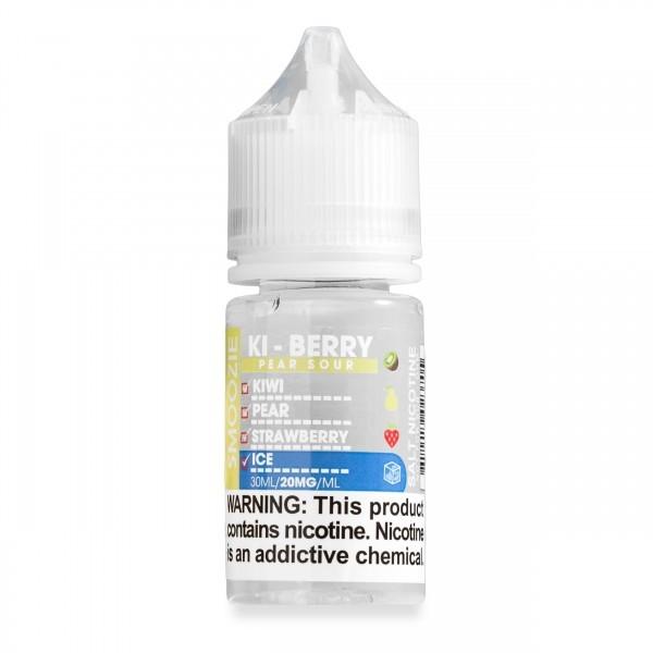 Smoozie Salts, Ki-Berry Pear Sour Ice