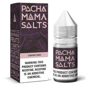 Pachamama Salt, Starfruit Grape