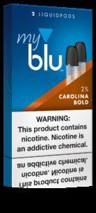 MyBlu Liquidpod, Carolina Bold