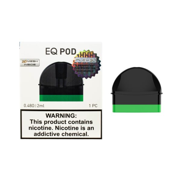 Innokin EQ Pod, 0.48 Ohm