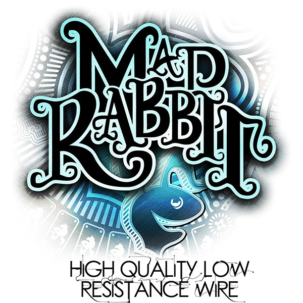 Mad Rabbit Low Resistance Wire, 20 Ft Bagged
