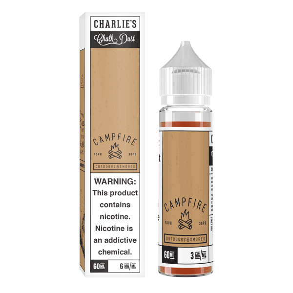 Charlie's Chalk Dust, Campfire