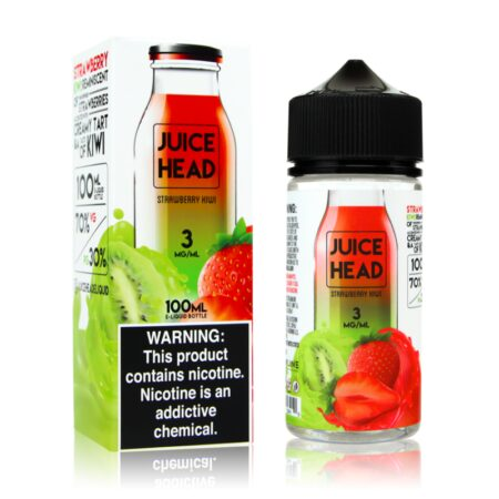 Juice Head, Strawberry Kiwi