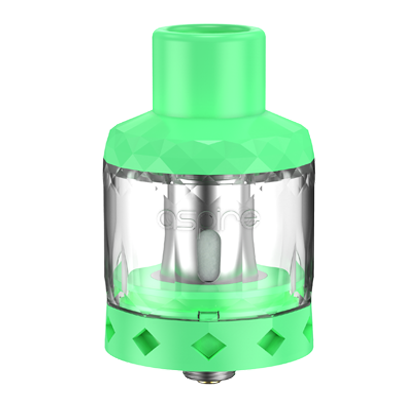 Aspire Cleito Shot Disposable Sub Ohm Tank, 3 Pack