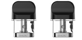 SmokTech Novo 2 Replacement Pod, 3 Pack