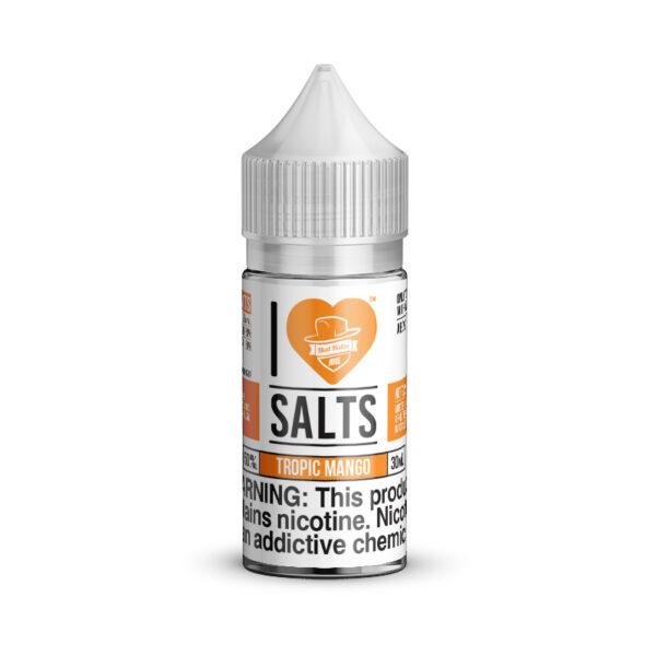 i love salts tropic mango 30ml bottle   MadVapes