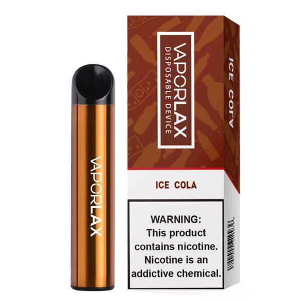 Vaporlax Max Disposable - Ice Cola