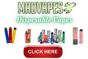 Mad Vapes Disposables Ad