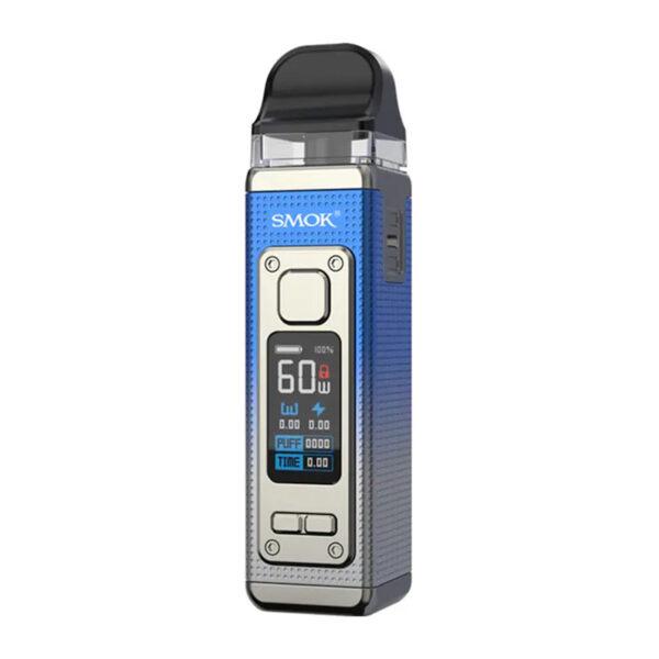 SMOK RPM 4 Pod Kit - Silver Blue