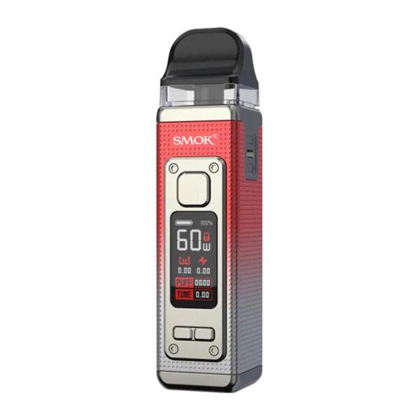 SMOK RPM 4 Pod Kit - Red Silver