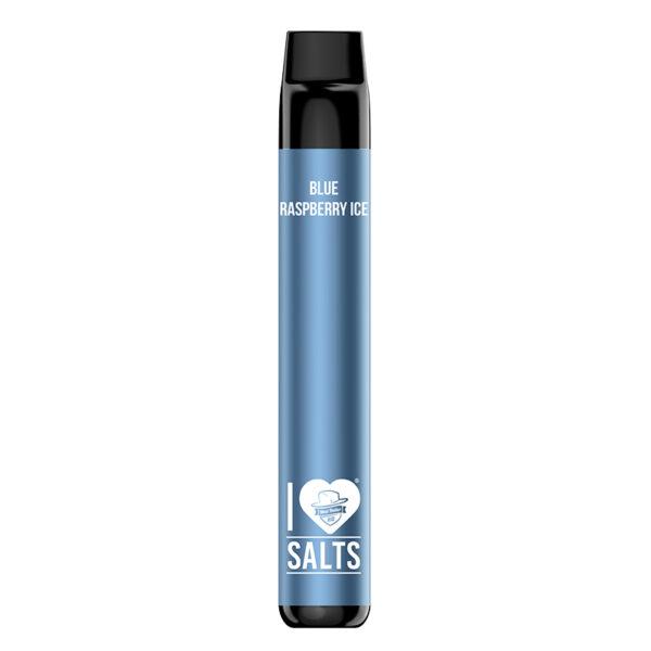 I Love Salts Disposable - Blue Raspberry Ice