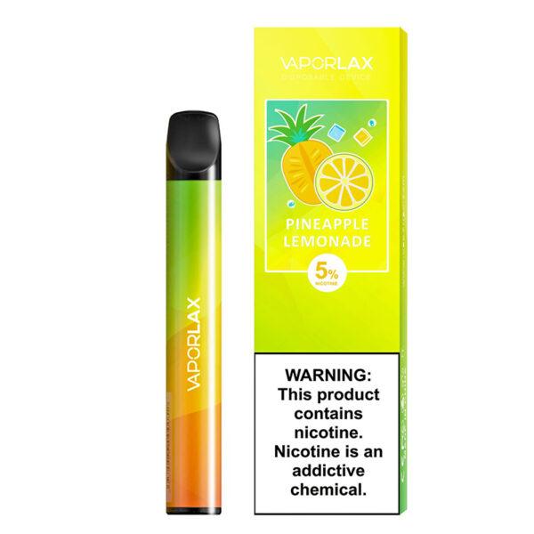 Vaporlax Mate Disposable - Pineapple Lemonade