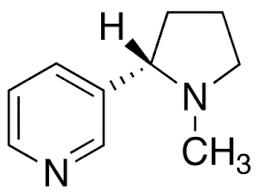 s-isomer nicotine