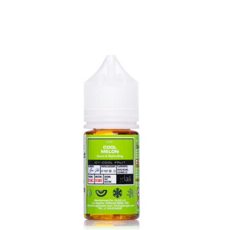 Glas BSX Salt - 30ml Bottle - Cool Melon