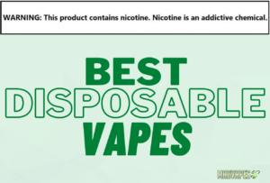Best disposable vape