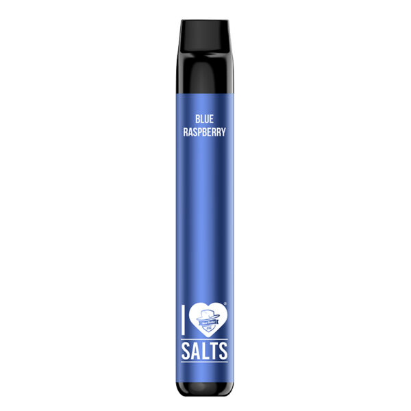 I Love Salts Disposable - Blue Raspberry