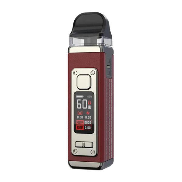 SMOK RPM 4 Pod Kit - Red Leather