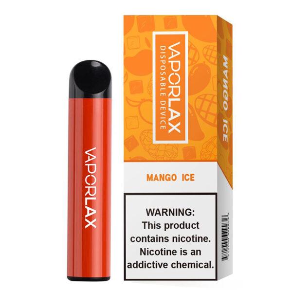 Vaporlax Max Disposable - Mango Ice