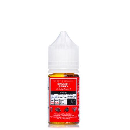 Glas BSX Salt - 30ml Bottle - Crunch Berry