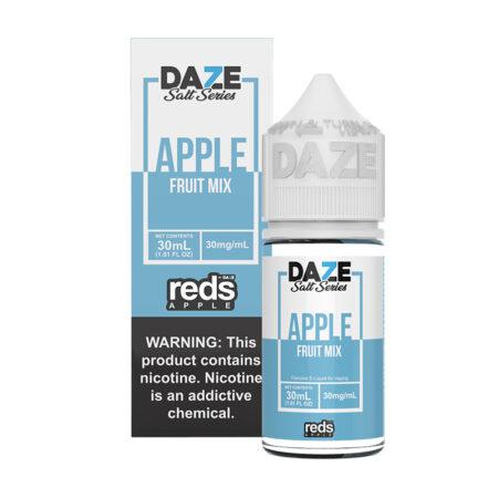 reds apple salt synthetic - fruit mix - Mad Vapes