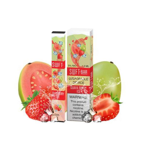 SWFT Bar Disposable Vape - Guava Berry Ice