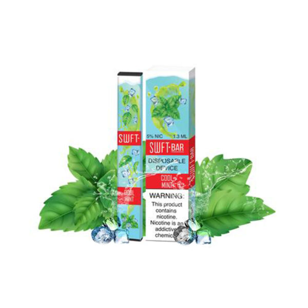 SWFT Bar Disposable Vape - Cool Mint