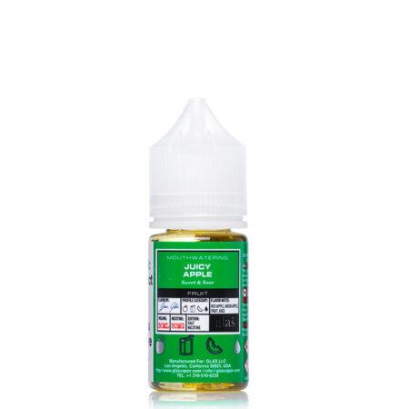 Glas BSX Salt - 30ml Bottle - Juicy Apple