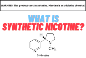 What is synthetic nicotine