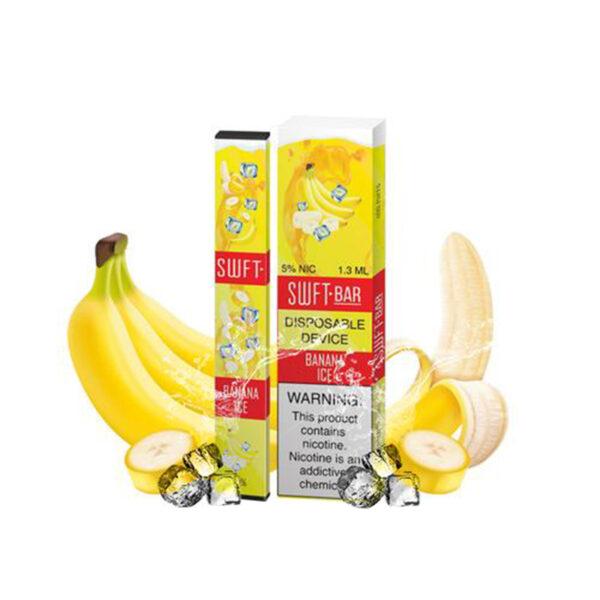 SWFT Bar Disposable Vape - Banana Ice