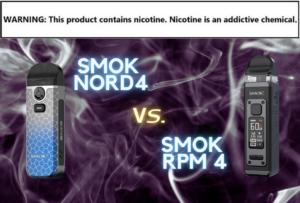 Smok Nord 4 versus Smok RPM 4 Feature Image
