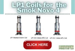 LP1 Coils for Smok Novo 4