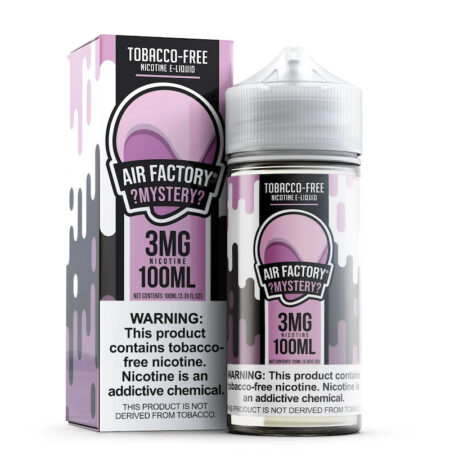Air Factory Synthetic - 100ml Bottle - Mystery