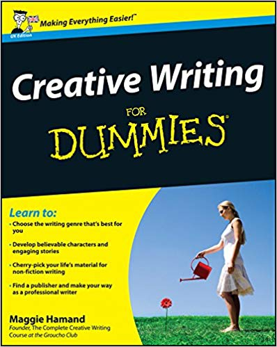 Creative Writing for Dummies Cover