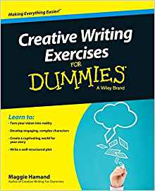 Creative Writing Exercises for Dummies Cover