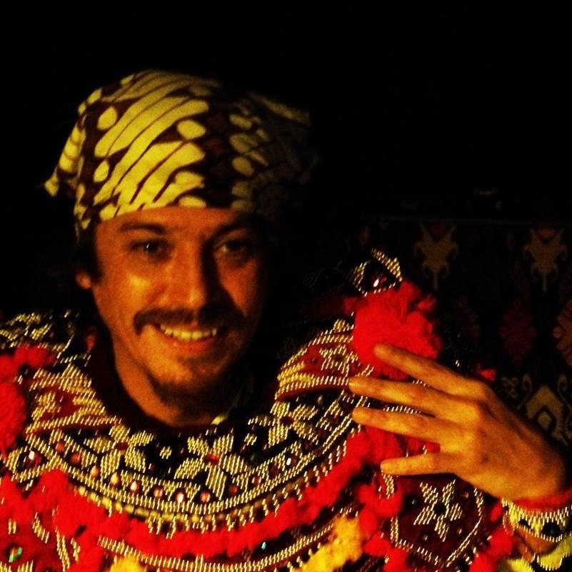 Co-creador Proyecto Magma: Alejandro Pino