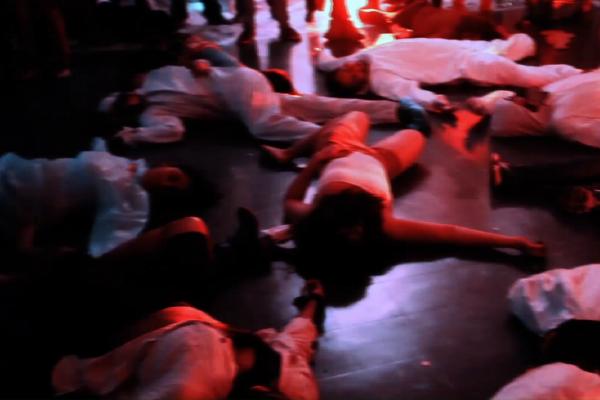 Co-creador Proyecto Magma: Colectivo Perras Danza