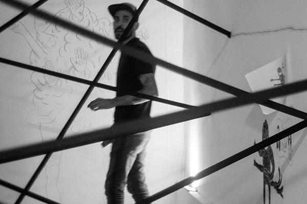 Co-creador Proyecto Magma: Sebastián Ruiz Diaz
